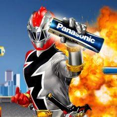 Gioca a Power Up con Panasonic e vinci il Power Rangers Karate Boot Camp