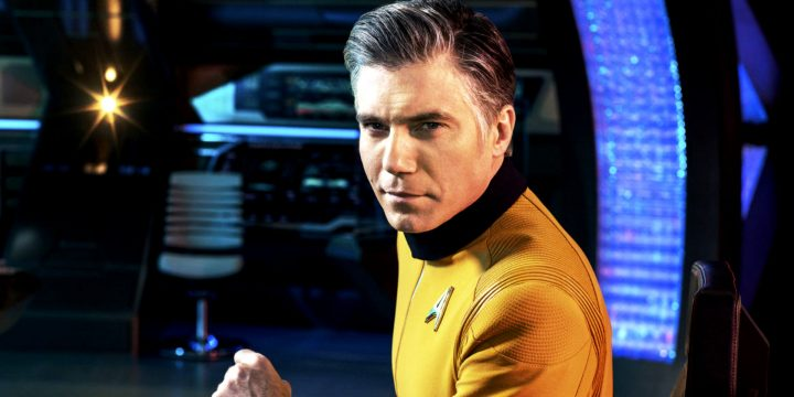 """Star Trek: nuova serie """"Strange New Worlds"""""""