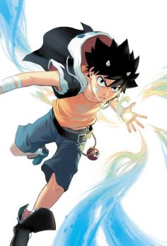 Nuova entrata nel catalogo J-POP Manga: Radiant di Tony Valente!