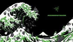 Razer: Kanagawa Wave Apparel