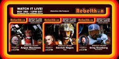 Rebel Legion presenta Rebelthon 2020