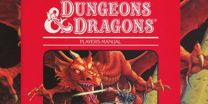 Dungeons & Dragons: Prima edizione