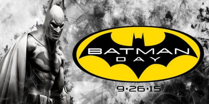 Batman Day 26/09/2015