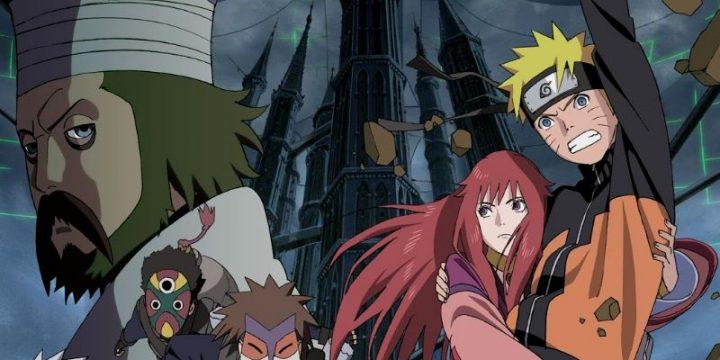 Naruto: due clip da La Prigione Perduta