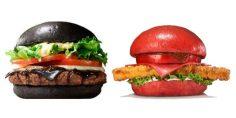 Burger rosso o burger nero?