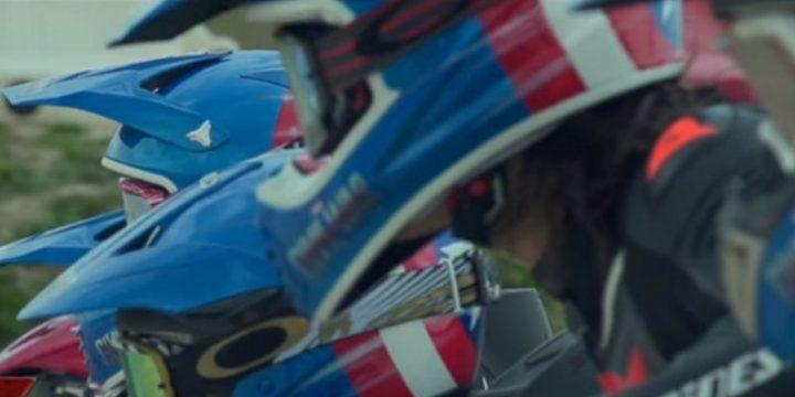 Civil War: la sfida su due ruote
