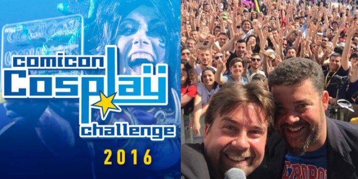 Napoli Comicon Cosplay Challenge