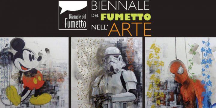 Biennale del Fumetto nell'Arte 2016