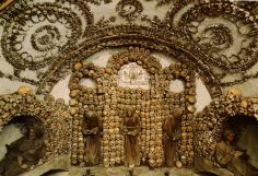 La Cripta dei Cappuccini di Via Veneto