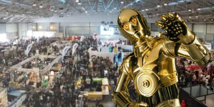 I gruppi internazionali di Star Wars a Romics di Aprile 2018