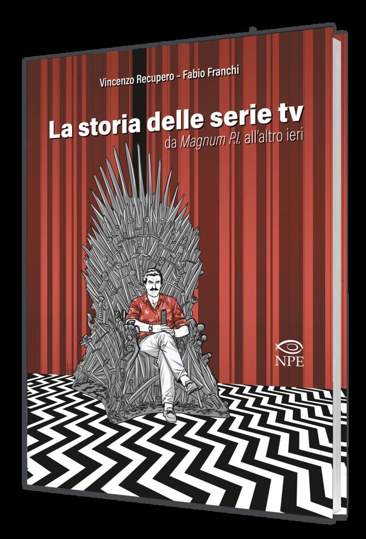 Un saggio dedicato alle principali serie tv interamente illustrato