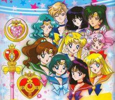 Sigle di cartoni animati o anime plagio Sailor Moon