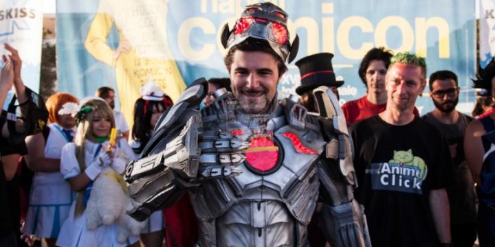 Comicon Cosplay Challenge: i vincitori