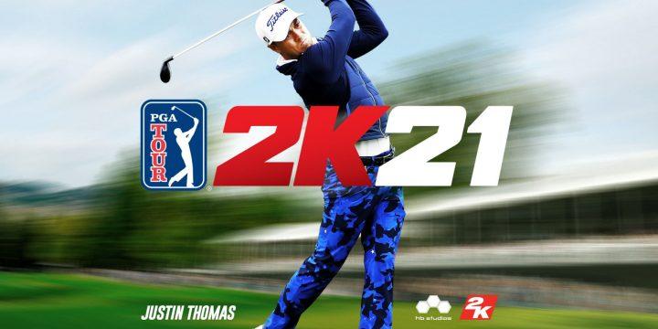 PGA TOUR 2K21 è ora disponibile