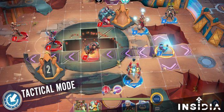 Bad Seed presenta Insidia Free-to-play