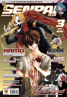 Senpai Plus 3 – in preordine il terzo volume
