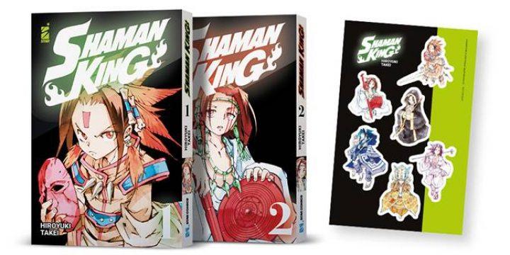 Shaman King Final Edition: il ritorno di un evergreen del manga