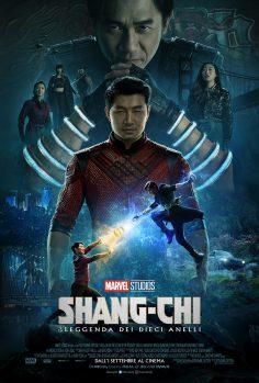 Shang-Chi e la Leggenda dei Dieci Anelli: il nuovo poster