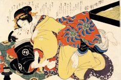 L'Erotismo in Giappone