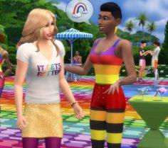 I Simmers arcobaleno per il Pride Month