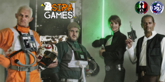 Star Wars a Sira Games
