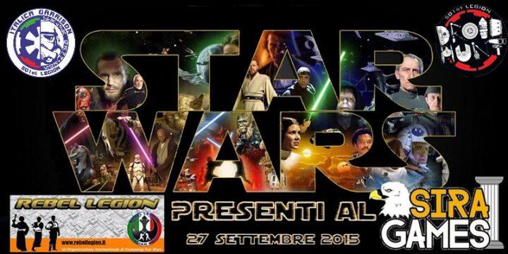 Le Legioni di Star Wars invadono Siracusa