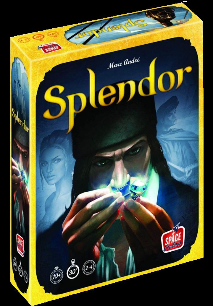 Splendor è ora disponibile su Board Game Arena!