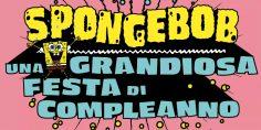 Giffoni festeggia i 20 anni di SpongeBob