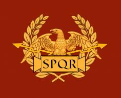 S.P.Q.R. La firma di un Impero