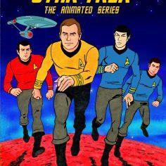 La leggendaria Serie animata di Star Trek