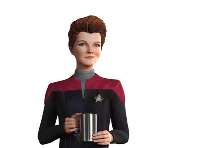Janeway torna in versione ologramma per Star Trek: Prodigy