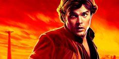 Poster di Han Solo dal plagio alle armi che spariscono
