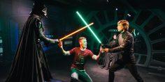 Star Wars @ Madame Tussauds