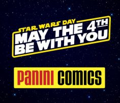 Panini per lo Star Wars Day 2021