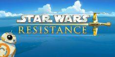 Star Wars Resistance, la nuova serie animata