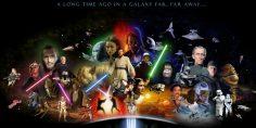 Star Wars saga in HD