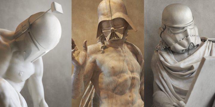 MannHero:  a maggio gli eroi di Star Wars invadono il museo