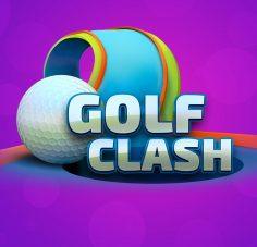 Bryson DeChambreau in campo con Golf Clash
