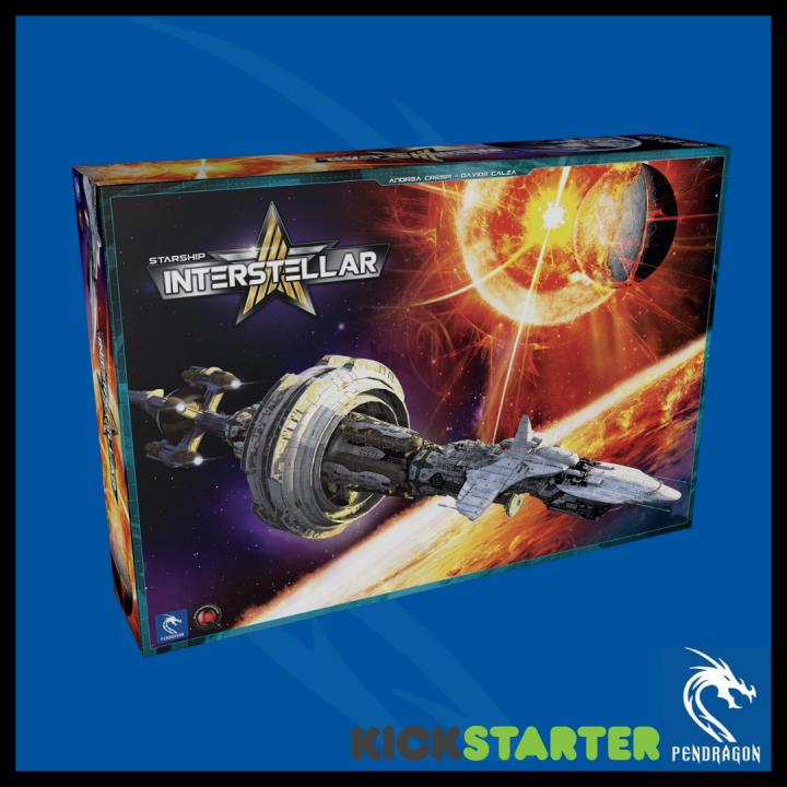 Pendragon annuncia Starship Interstellar