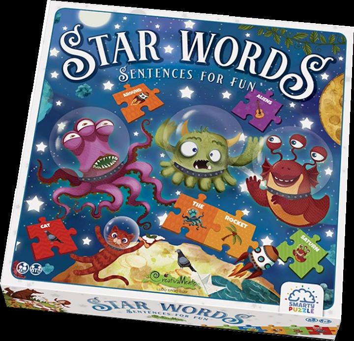 Toys Awards 2021 vince Star Words