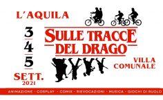 Sulle Tracce Del Drago torna il 3, 4 e 5 settembre 2021
