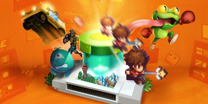 SuperMash è un gioco che crea giochi anche per console!