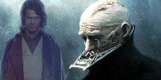 Anakin Skywalker in The Last Jedi?