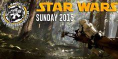 Star Wars Sunday a Ravenna