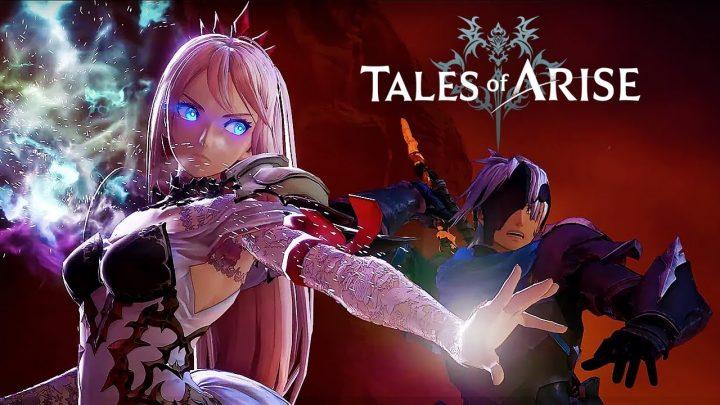 Tales of Arise disponibile da settembre 2021