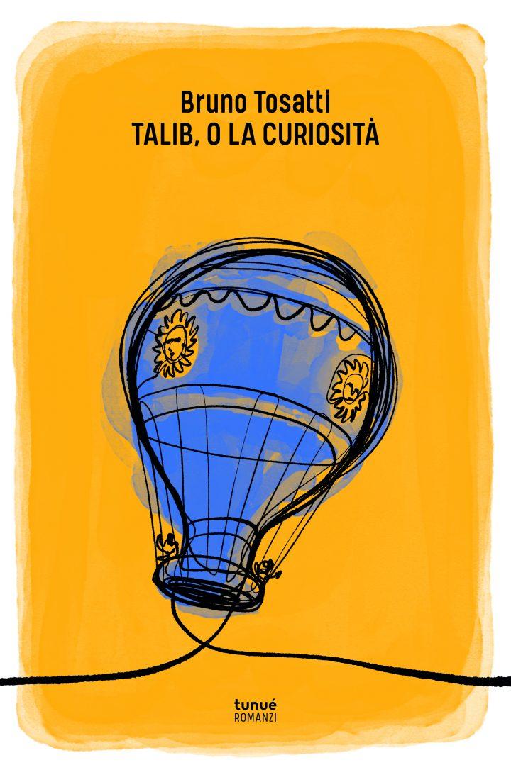 """""""Talib, o la curiosità"""" di Bruno Tosatti"""