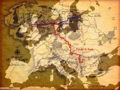 La Terra di Mezzo è l'Europa?