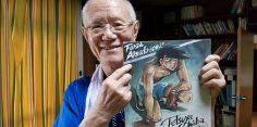 Tetsuya Chiba, disegnatore di Rocky Joe sostiene Amatrice