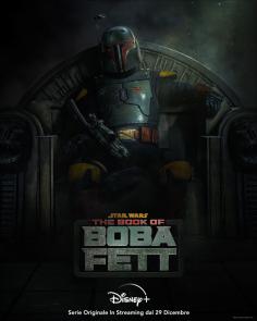 The Book of Boba Fett: il poster e la data di uscita!