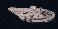 Perché il Millennium Falcon in Solo: A Star Wars Story è diverso